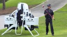 Golf Cart Jetpack: Für Blitz-Putter und Ball-Sucher