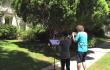 Wenn man die Star-Wars-Musik vor John Williams' Haus spielt