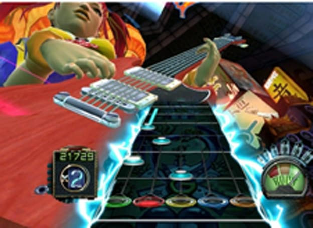 Rock out at the Apple Store with Guitar Hero III