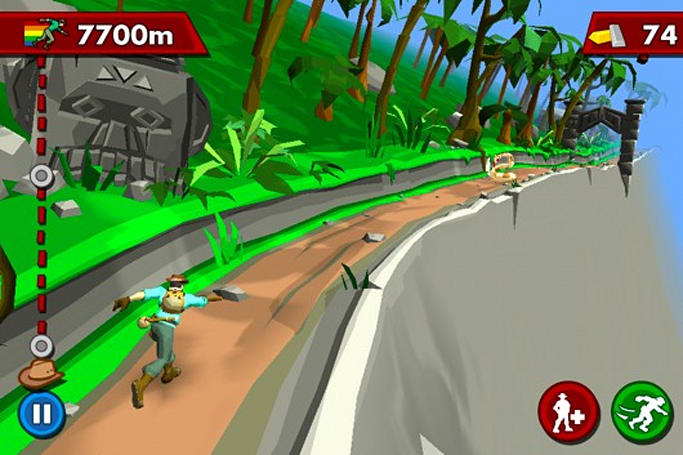 New Pitfall! game arrives on iOS