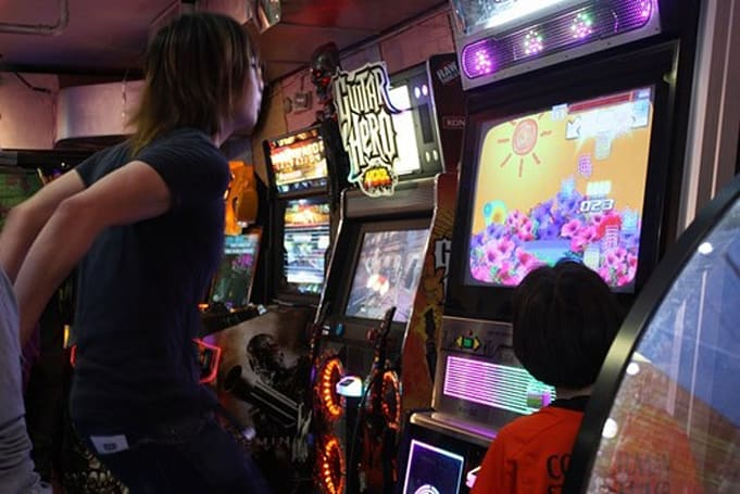 NYC's oldest arcade re-opened as 'a cross between a Dave & Busters and a Chuck E. Cheese'