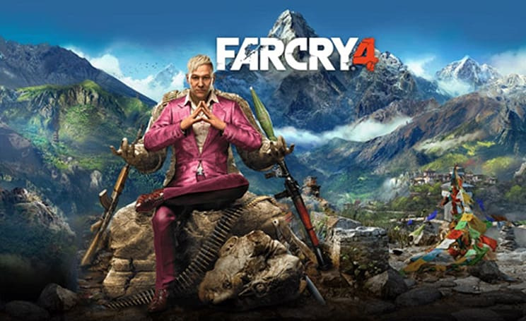 Far Cry 4 promotional contest could send you to Mt. Everest