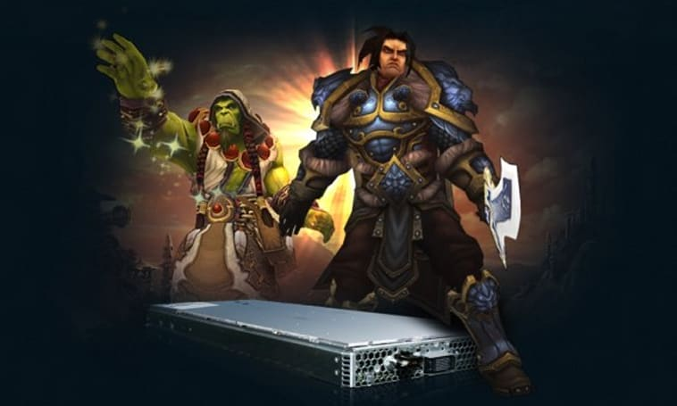 Blizzard auctioning server blades to benefit St. Jude's