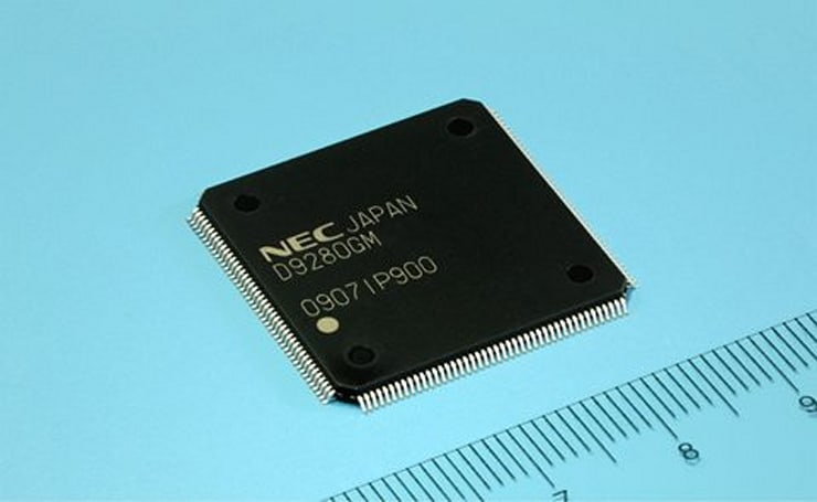 NEC delivers new super resolution upconverting chip for 1080p HDTVs