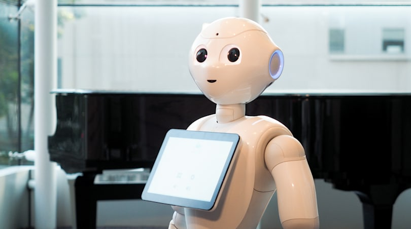 Pepper the companion robot has a lot of growing up to do