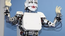 KOBIAN humanoid robot packs full range of emotions to creep you out
