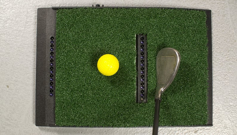 OptiShot2 is a fun golf sim that also improves your game