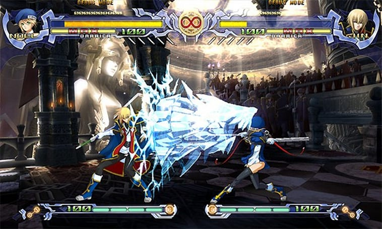 BlazBlue: Calamity Trigger half off on Games for Windows