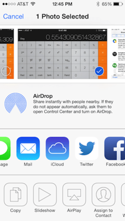 iOS 7 bug enables user to bypass lockscreen, send emails and status updates (update: Apple response)
