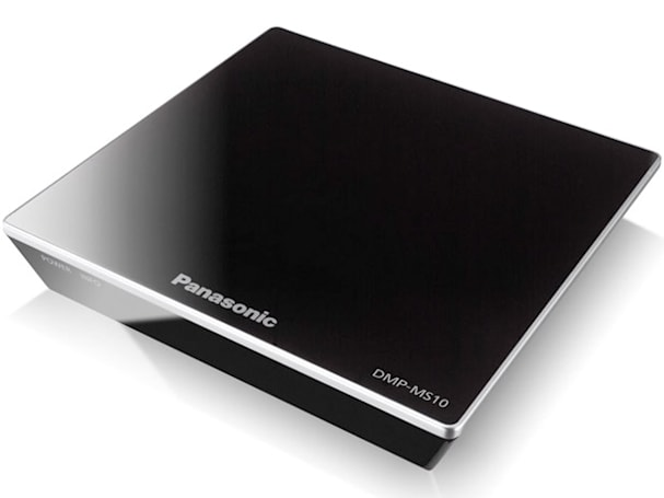 Panasonic prices and ships its first media streamers, newest Blu-ray Disc players