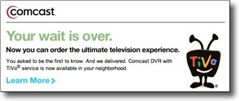 TiVo earnings call reveals Comcast Tivo, Stop||Watch expansions on the way
