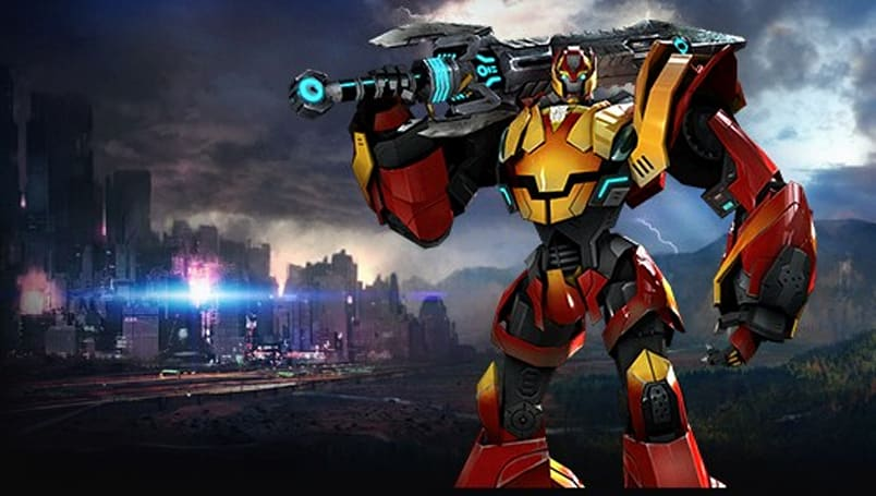 Transformers Universe won't be RuneScape with robots