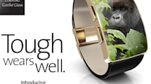 Corning stellt neues Gorilla Glass für schlaue Uhren vor