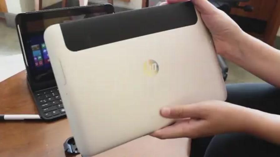 HP ElitePad 900 Hands-on