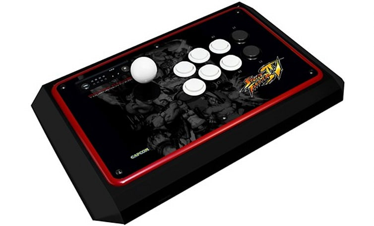 Mad Catz announces 'Round Two' Street Fighter IV fightpads and fightstick