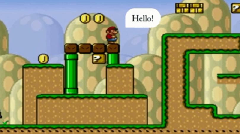 Super Mario AI learns how to kill goombas, heralds Skynet
