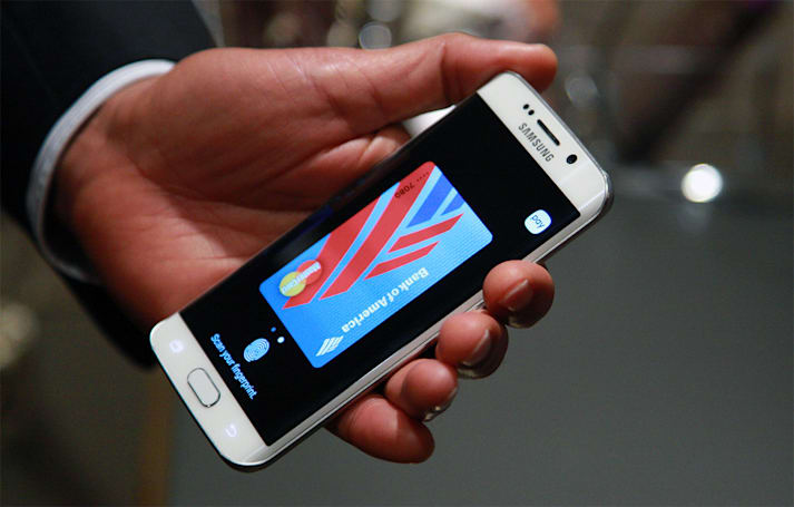 Samsung Pay goes live in the US