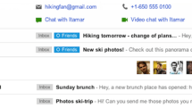 Google's latest Gmail tweaks bring contact info to search results, enhanced Circle integration