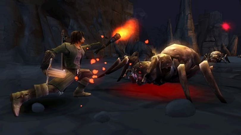 Lord of the Rings: Aragorn's Quest makes 'Move' to PS3