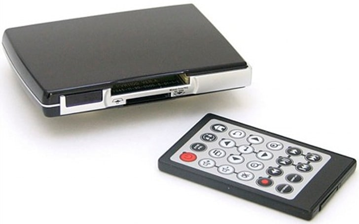 Evergreen's DB-MRC100 video recorder / player