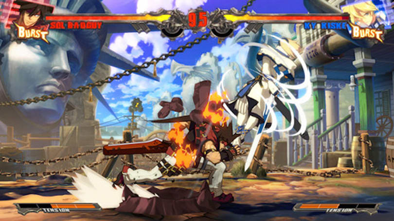 Guilty Gear Xrd -SIGN-'s Limited Edition detailed