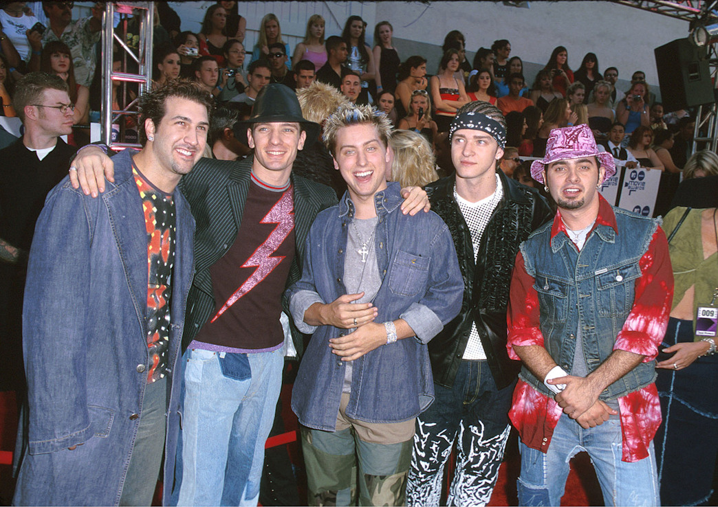 Style throwback: NSYNC's best moments