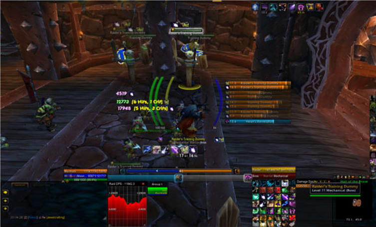 Shifting Perspectives: Addons and UI tips for balance druids