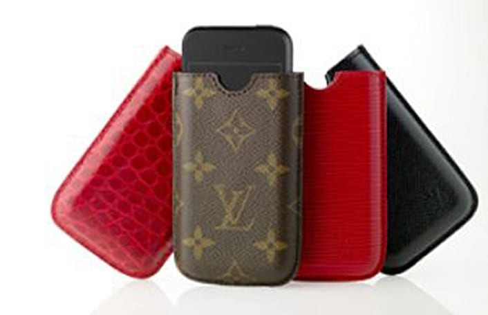 Louis Vuitton releases first luxury iPhone cases
