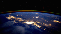 The Big Picture: Los Angeles' light pollution, as seen from space