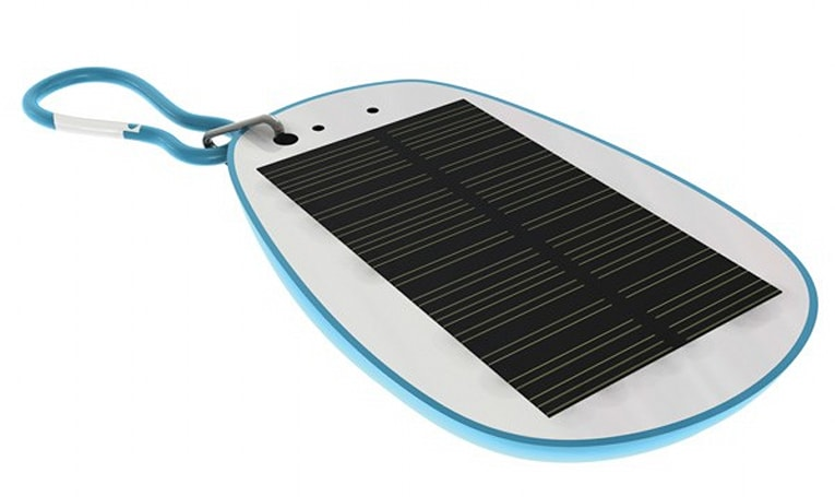 XPAL's Solar Egg charges to 90% in four hours of mild sunlight