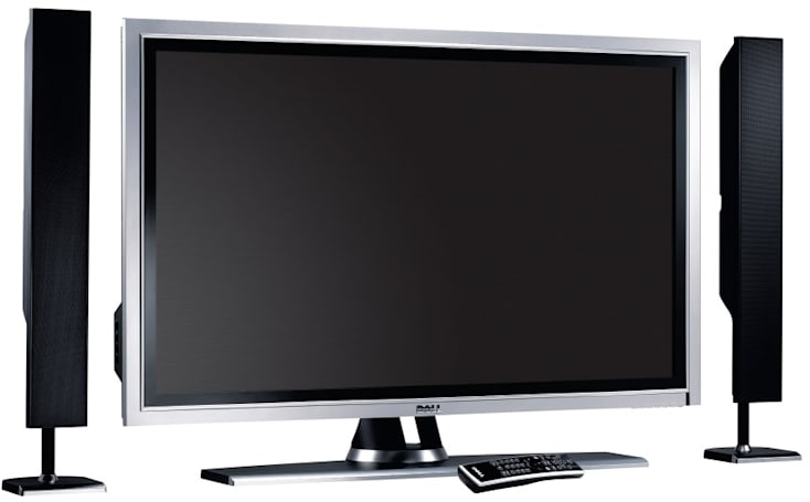 Dell intros 37-inch W3707C and 32-inch W3207C LCD HDTVs