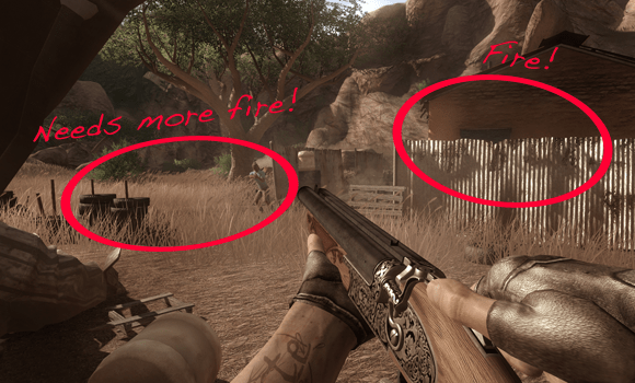how to access fortunes dlc far cry 2