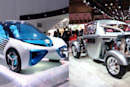 Toyota's concept car duo couldn't be more different