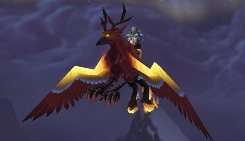 Enter to win a Blazing Hippogryph and other loot