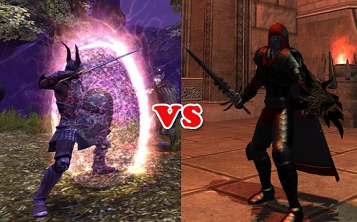 Leaderboard: RIFT vs. EverQuest II