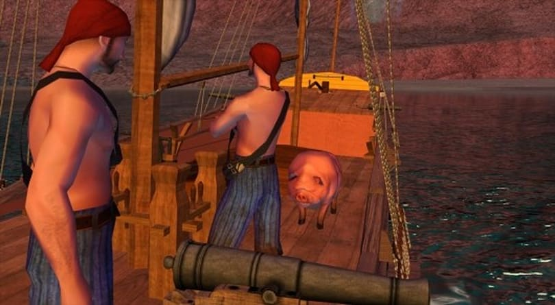 Plundering the free seas: Pirates of the Burning Sea dev talks about F2P