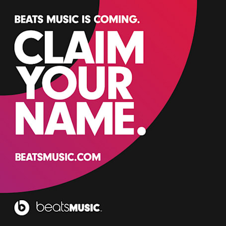 Beats Music set for US launch in January, but you can claim a username starting today