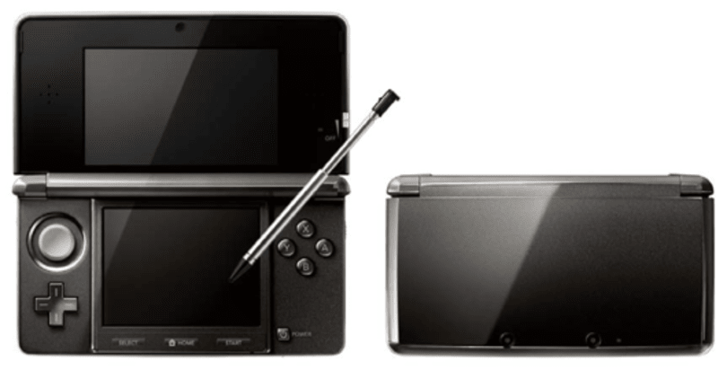 Footage of Nintendo's 3DS, DS and Wii lineups