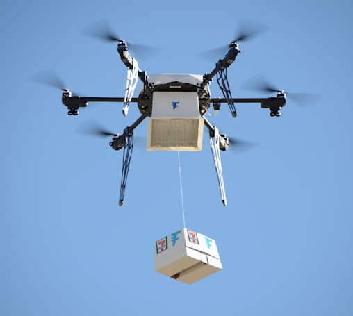 7-Eleven has already made 77 deliveries by drone