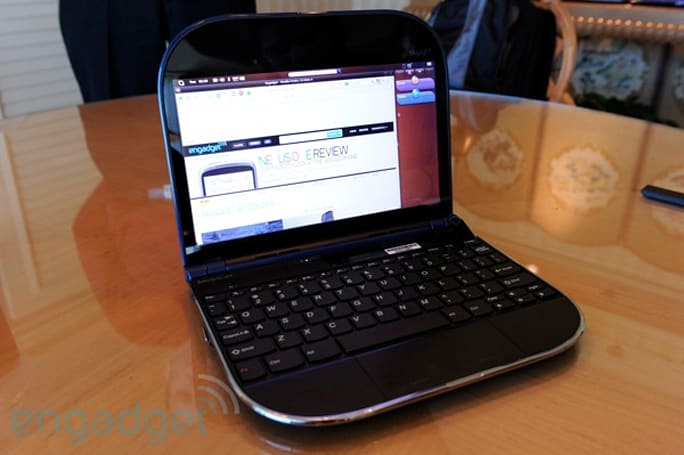 Lenovo Skylight hands-on and impressions (video)