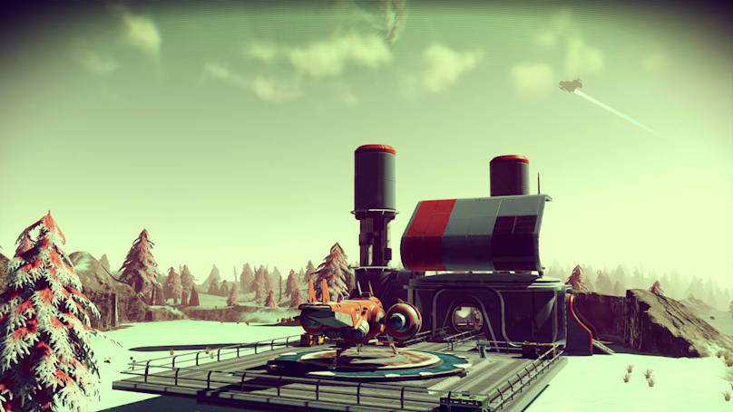 A few stiff drinks saved 'No Man's Sky'