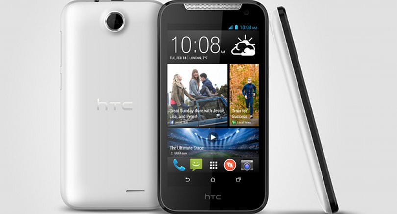 HTC's overpriced Desire 310 ready to underwhelm Europe in April