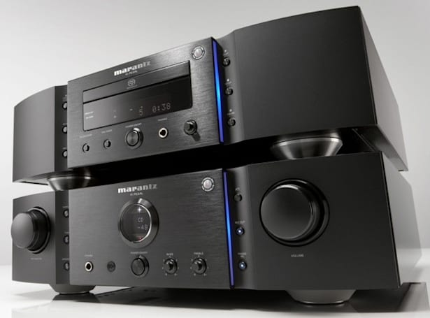 Marantz KI Pearl SACD player and integrated amp -- audiophile tested, Ken Ishiwata-approved