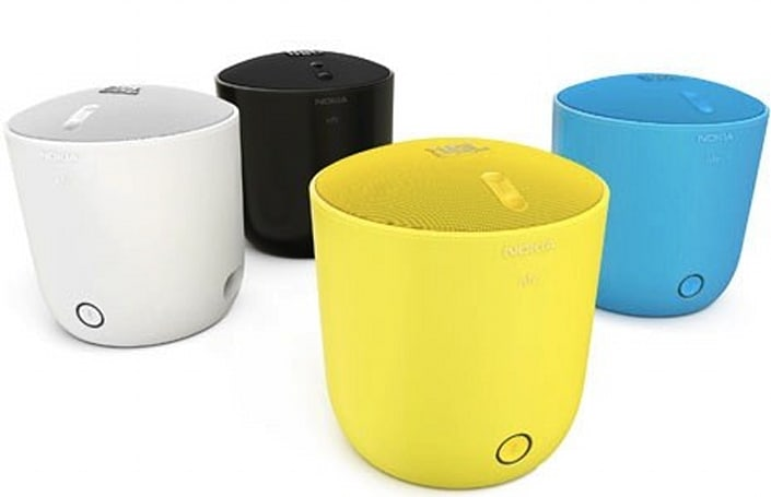 Nokia and JBL's PlayUp NFC-equipped Bluetooth speaker wants to pair up with your Lumia