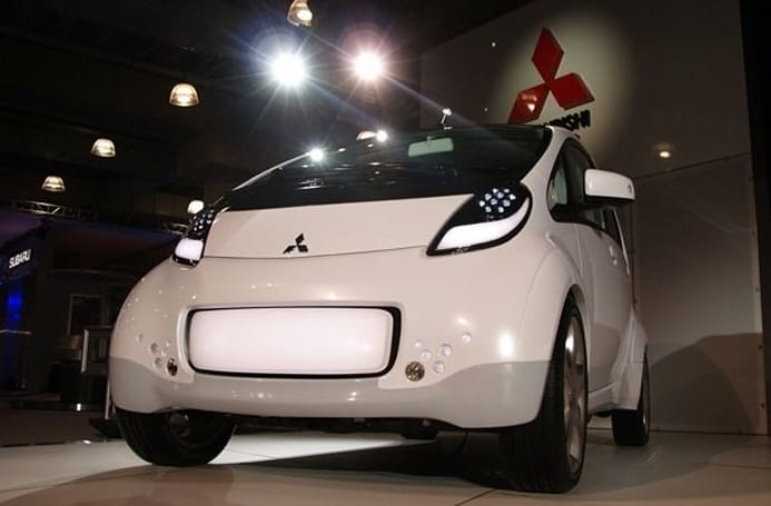 Mitsubishi i MiEV priced to move, rolls out slowly across US