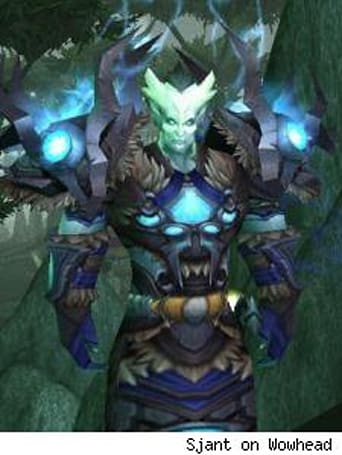 Free Tier 6 with purchase of shaman!