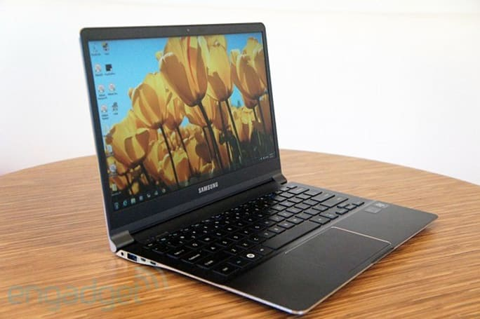 Samsung Series 9 13-inch lands 1.9GHz Core i7, 256GB SSD edition for the power user set