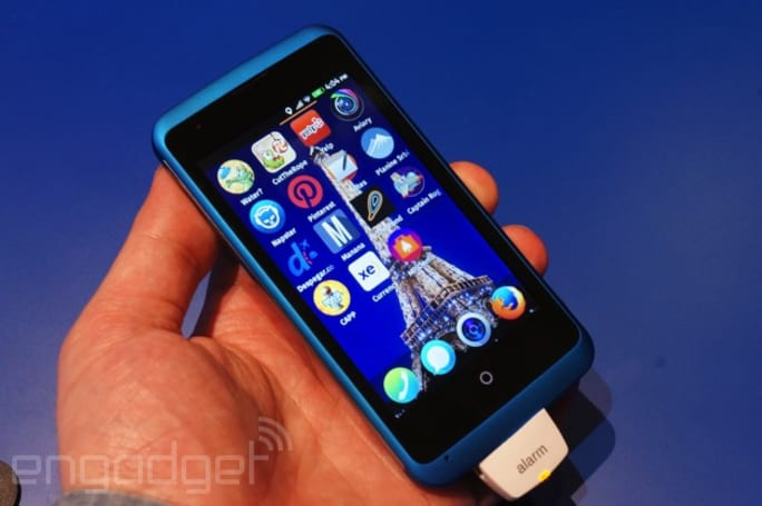 Firefox OS getting interface revamp, lots of spit and polish