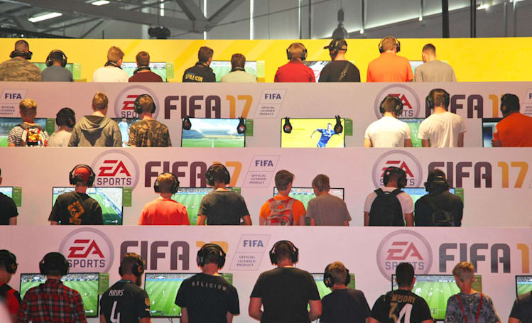 'FIFA' hackers guilty of 'mining' $16 million from EA