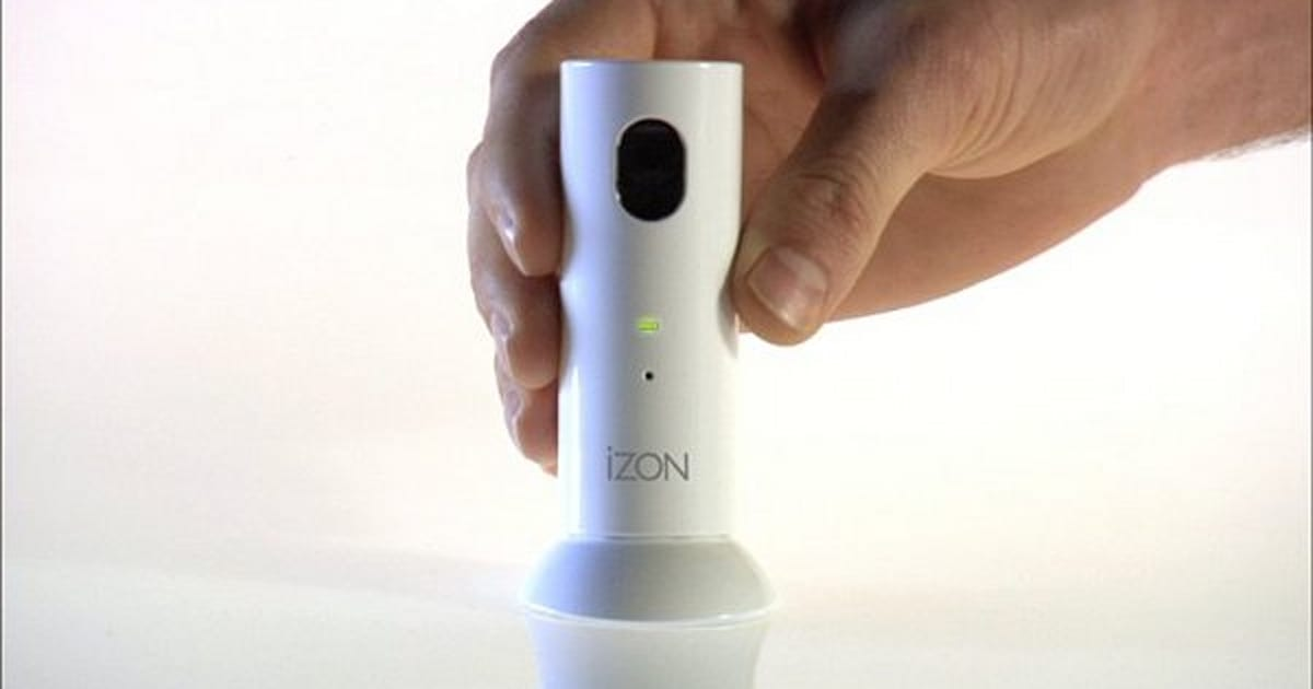 Stem S Izon Remote Room Monitor Lets You Spy On The